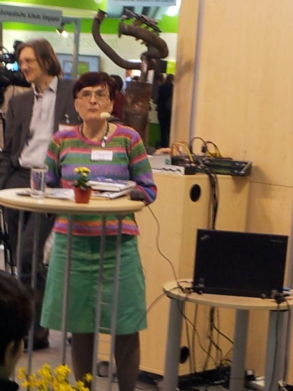 Frau Dr. Bossung-Winkler