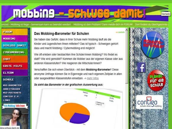 Mobbingbarometer