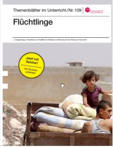Themenblatt Flüchtlinge